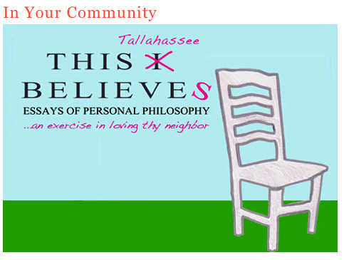Project inviting residents to explore core values and beliefs launches