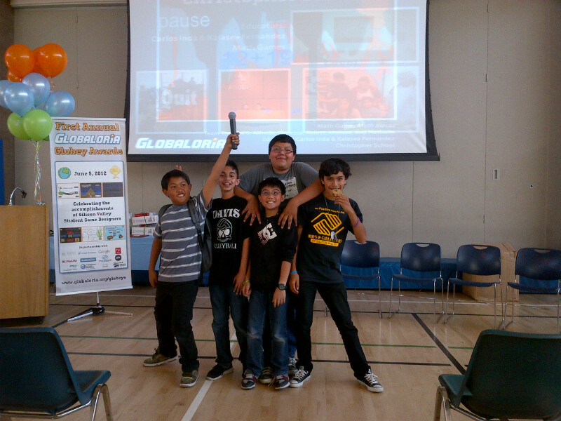 Celebrating student excellence in learning game design