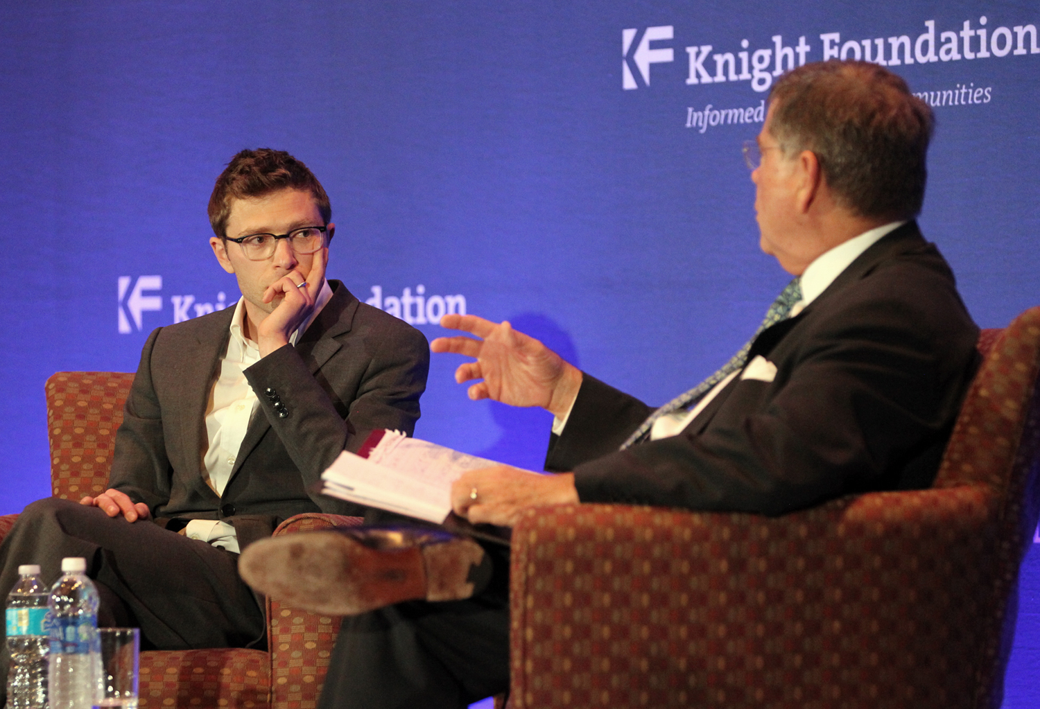 In first public comments since plagiarism scandal, Jonah Lehrer ...