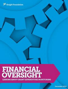 Webinar: Best practices for funders in financial oversight