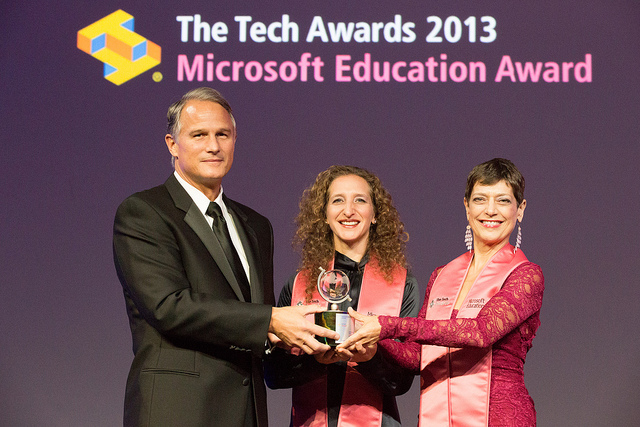 Globaloria wins Tech Award for its game design learning platform