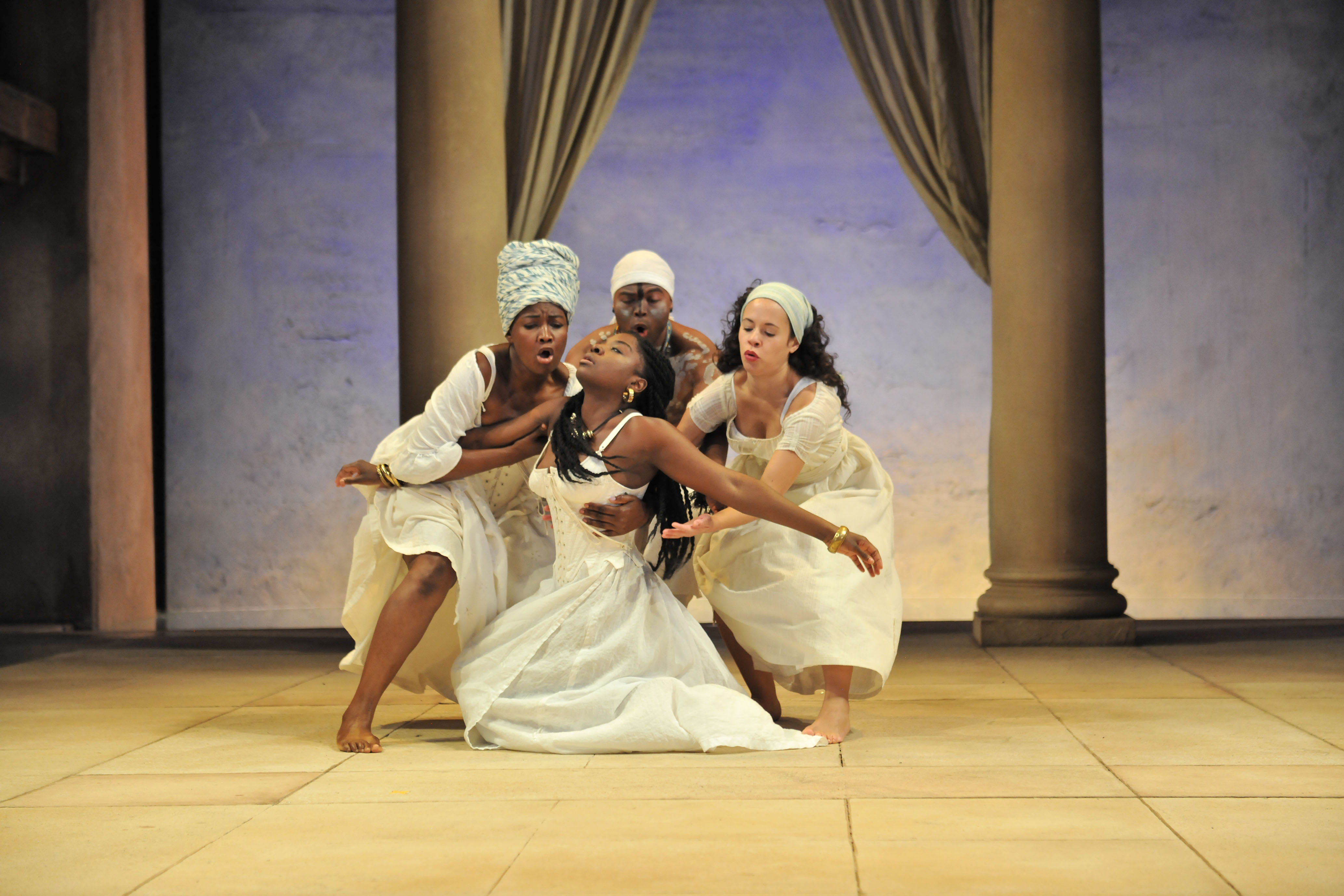 A Caribbean backdrop for 'Antony and Cleopatra'