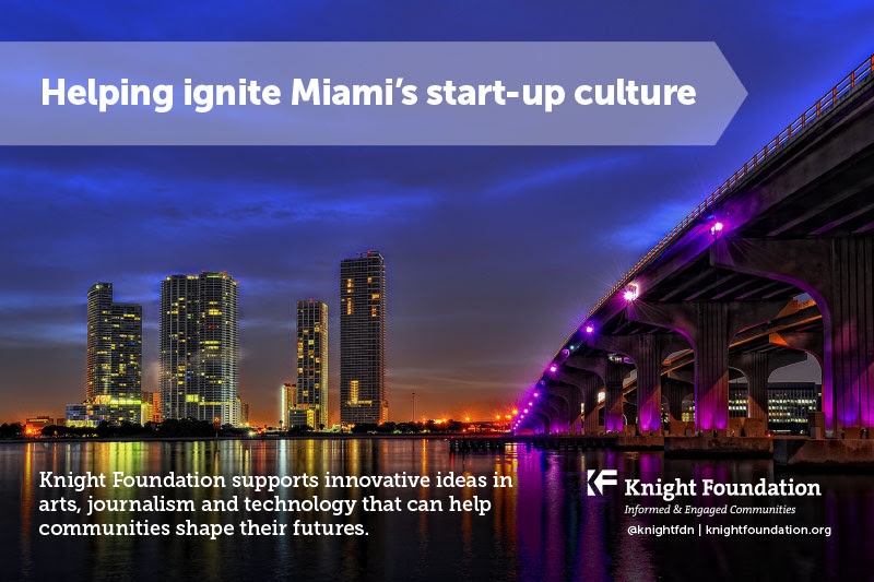 Hacks, chats and more for South Florida's makers and entrepreneurs