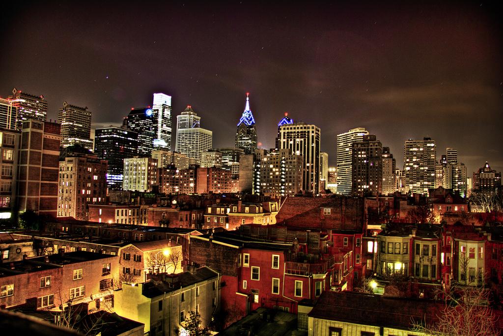 Lifting the soul of Philadelphia