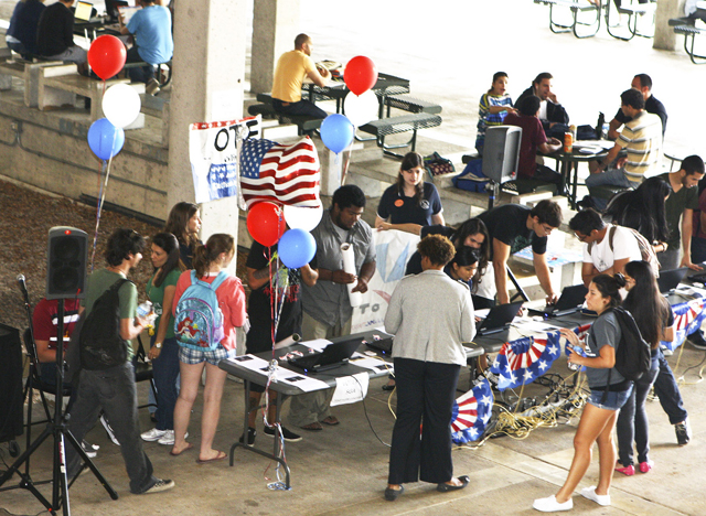 Seth Flaxman: First statewide partnership brings voter registration services to 850,000 students