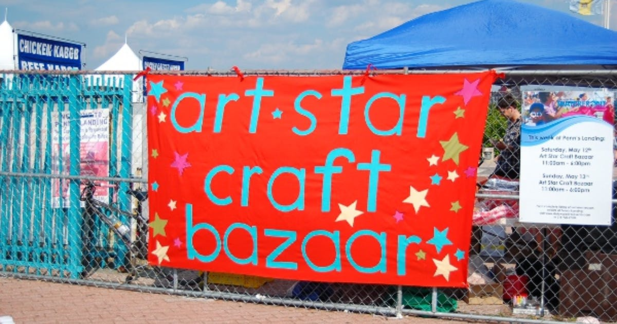 Penn S Landing Art Star Craft Bazaar