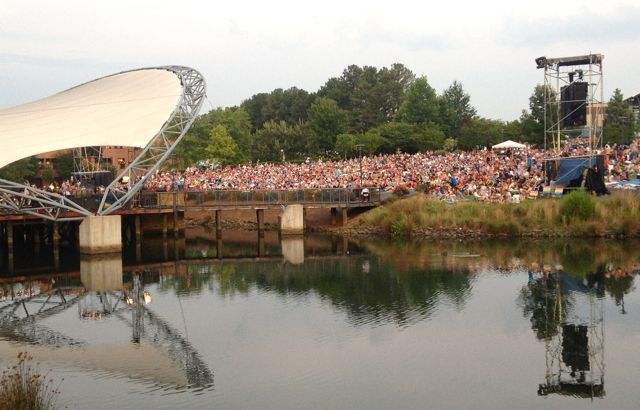 The final Summer Pops Concert at Symphony Park
