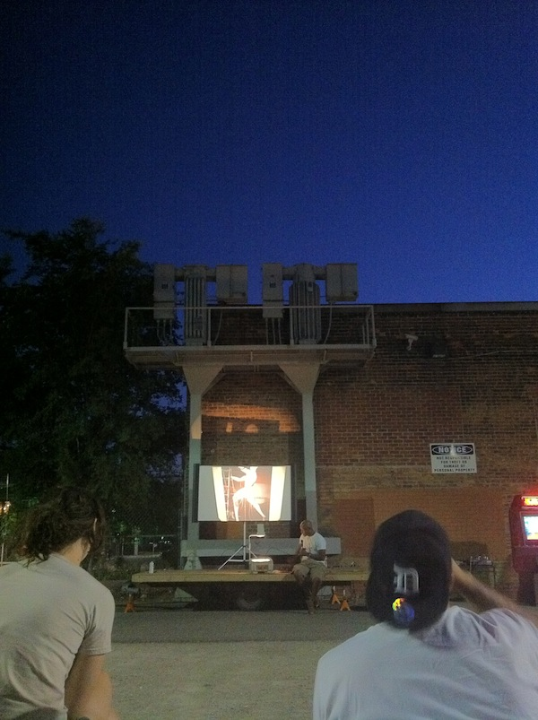 Drive-in Radio Theater returns to MOCAD