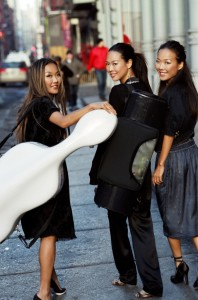 Ahn Trio brings sister power to new music