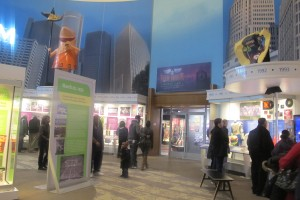 No time like the present: the Detroit Historical Museum celebrates its grand reopening