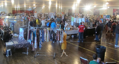 DIY economy flourishes at the Detroit Urban Craft Fair