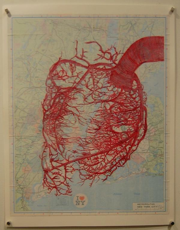 aiga philadelphia presents  u0026quot mapnificent  artists use maps