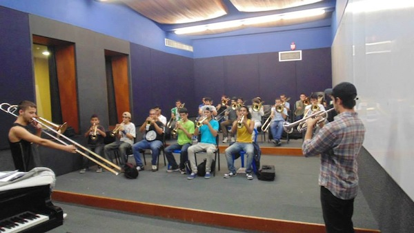 Reports from the New World Symphony's Medellín Musician Exchange program
