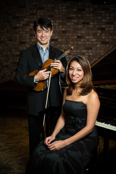 Brother-sister team offers new violin sonata
