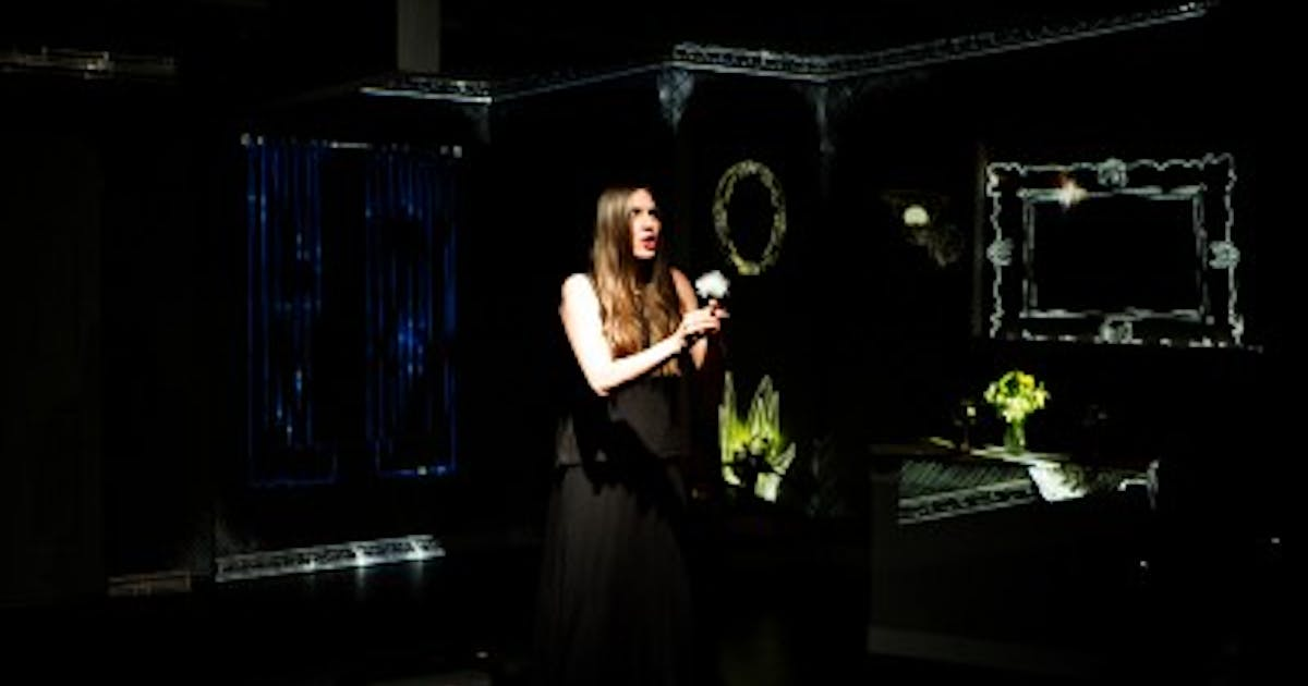 Down the rabbit hole with the 'Dandelion Woman' at SoBe Arts