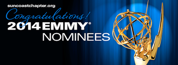 Knight Foundation and VP Arts Dennis Scholl secure four Suncoast Emmy nominations