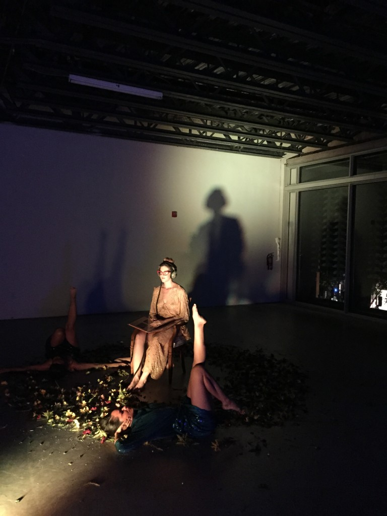 A mixed bag of site-specific performances