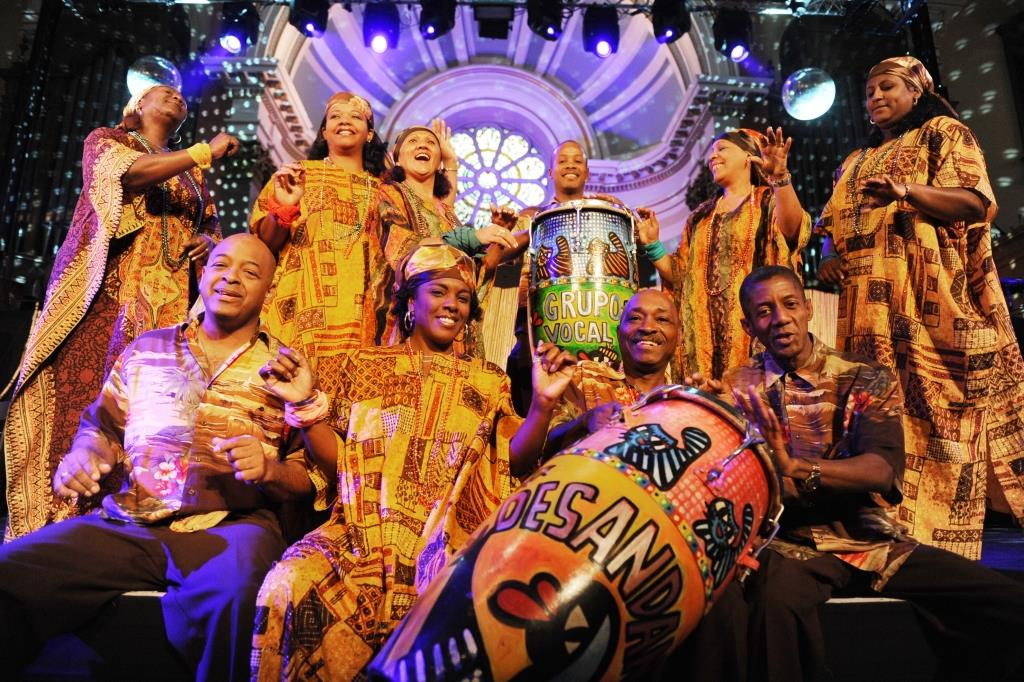 Creole Cuban Choir brings a fusion of Haitian and Afro-Caribbean beats to the Ordway