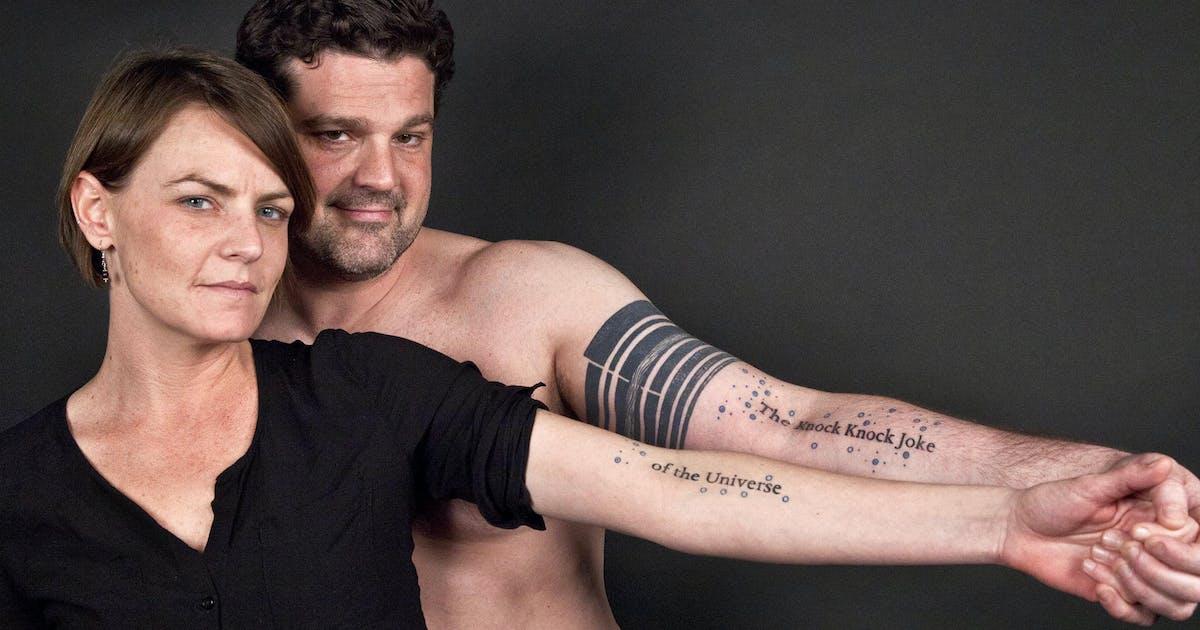 Levi the poet tattoos