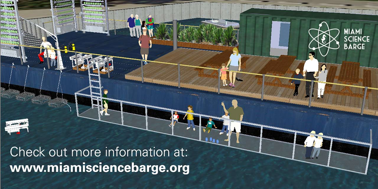 'Knight Cities' podcast: Miami Science Barge, a showcase for environmental education
