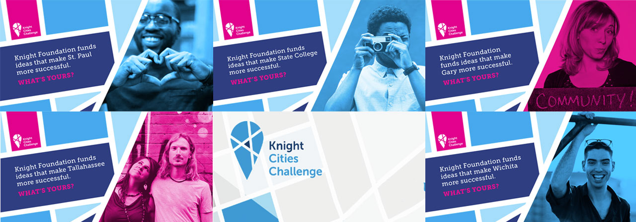 Last call to apply for the $5 million Knight Cities Challenge
