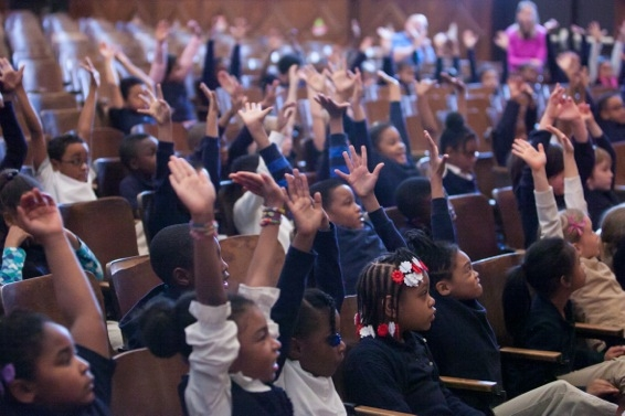 Fund for the School District of Philadelphia champions better public schools to help retain city's talent
