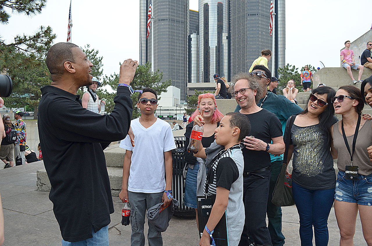 The sound of Detroit captured in a new sonic portrait: Symphony in D