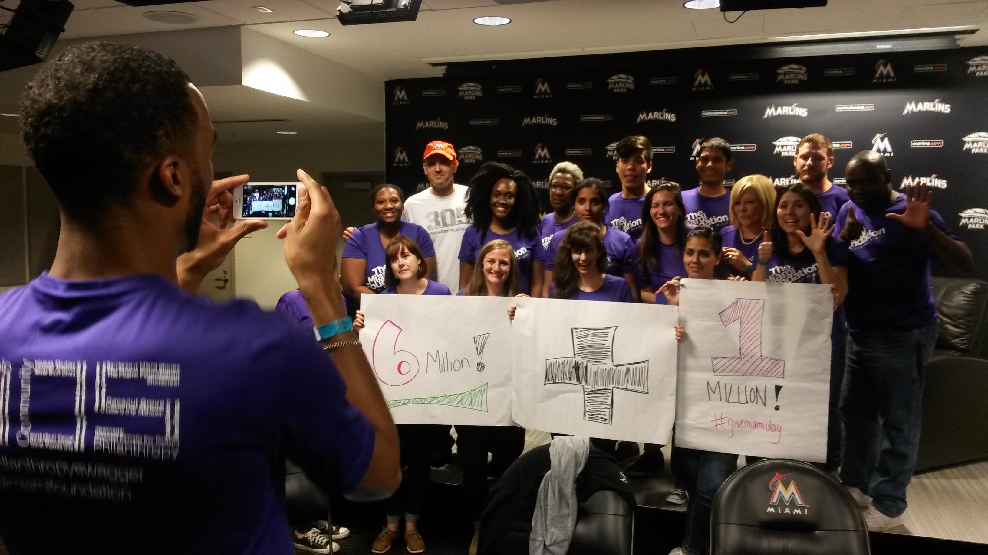 Give Miami Day raises record $7.1 million for nonprofits