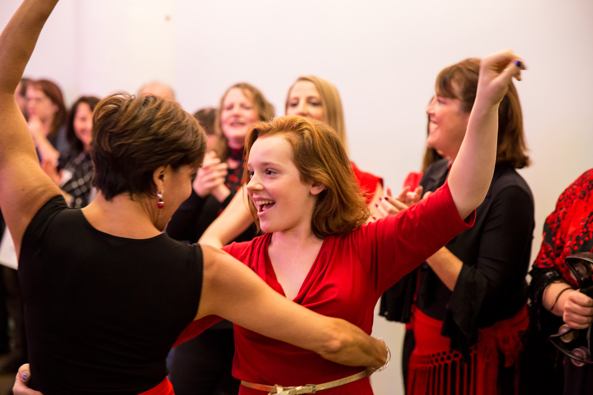 Join in Saturday's flamenco procession and sing-a-long in East St. Paul