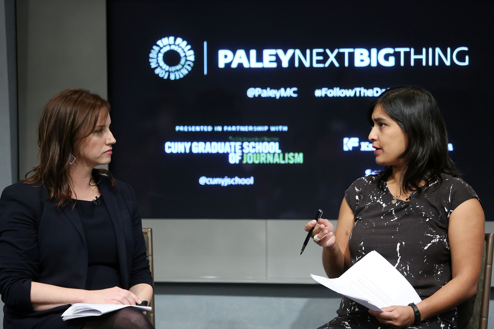 Paley Center forum on data journalism explores expanding opportunities for storytelling