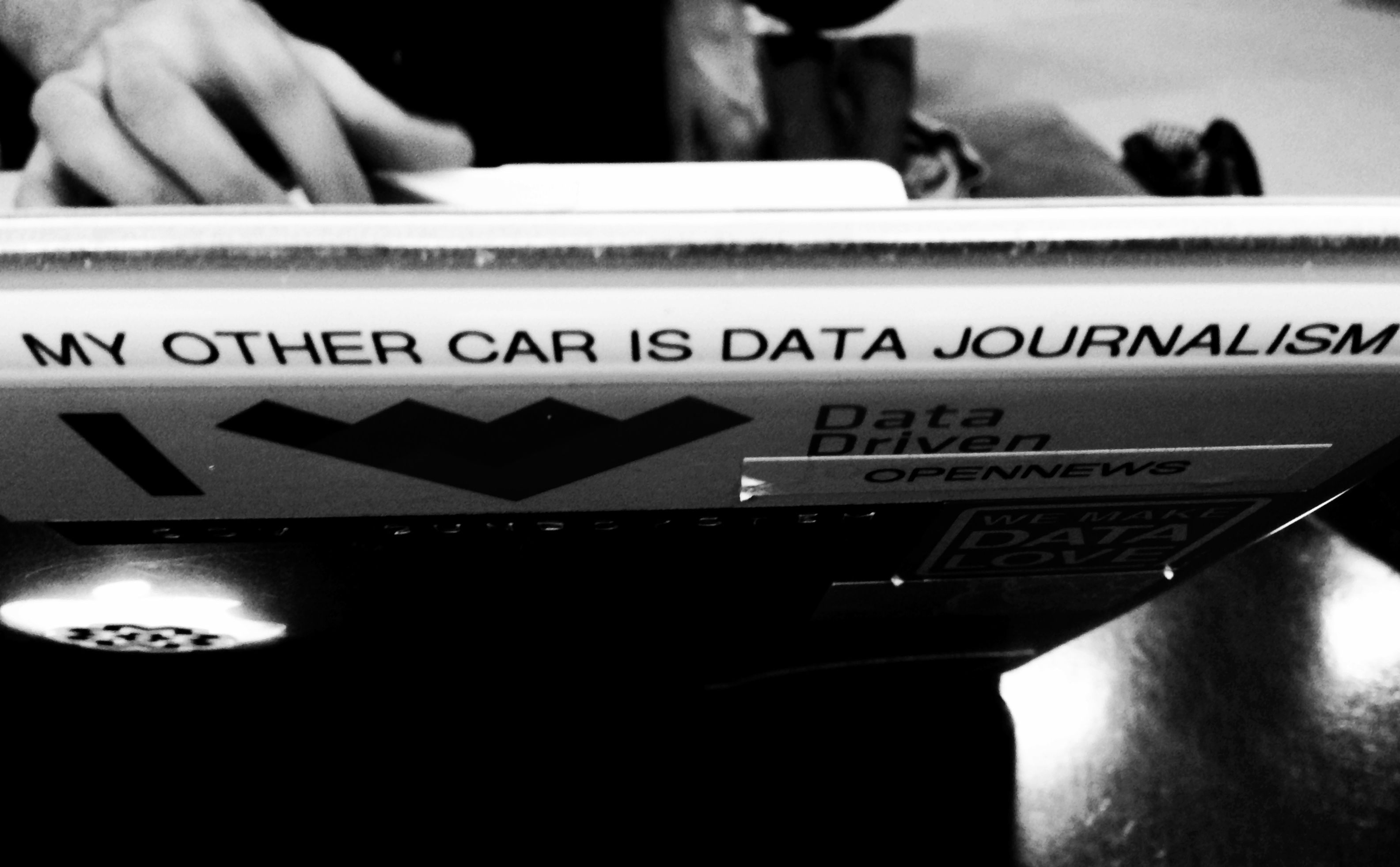 What's missing from data journalism education and how we can improve the field