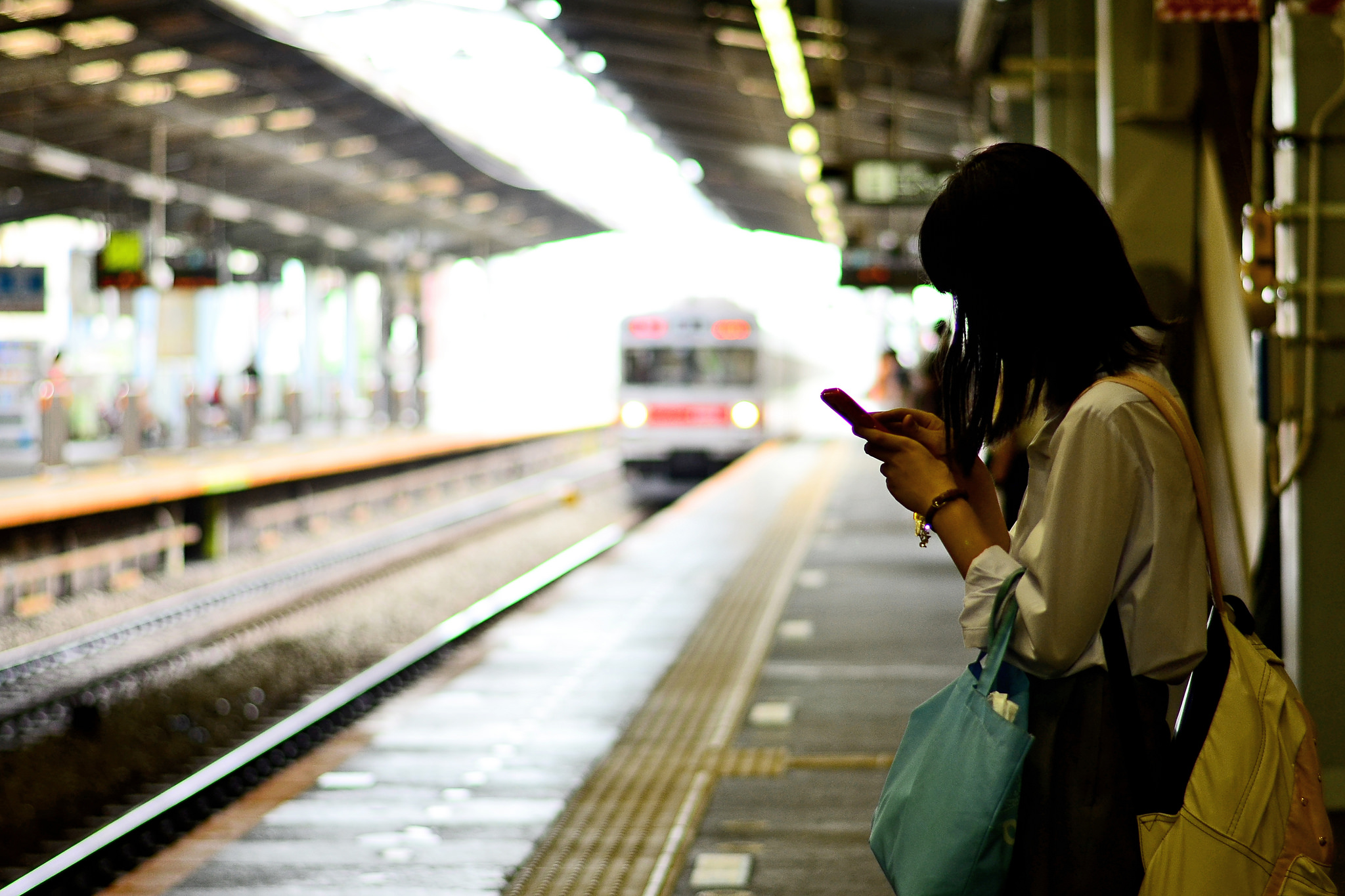 Gender and age in the mobile news  landscape