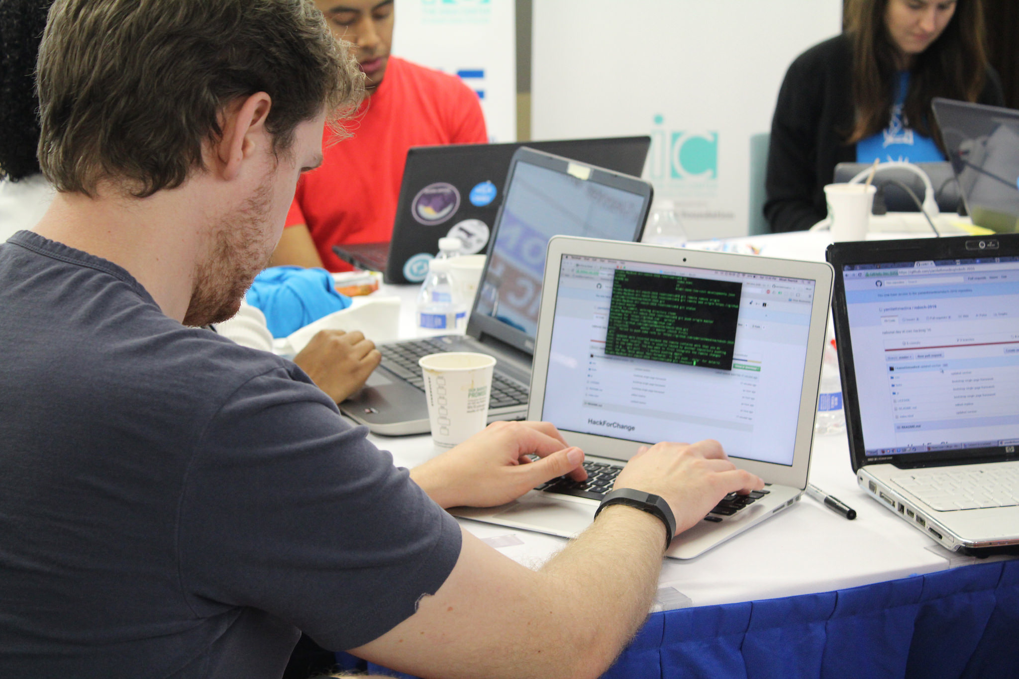 National Day of Civic Hacking teams explore better ways for government, residents to interact