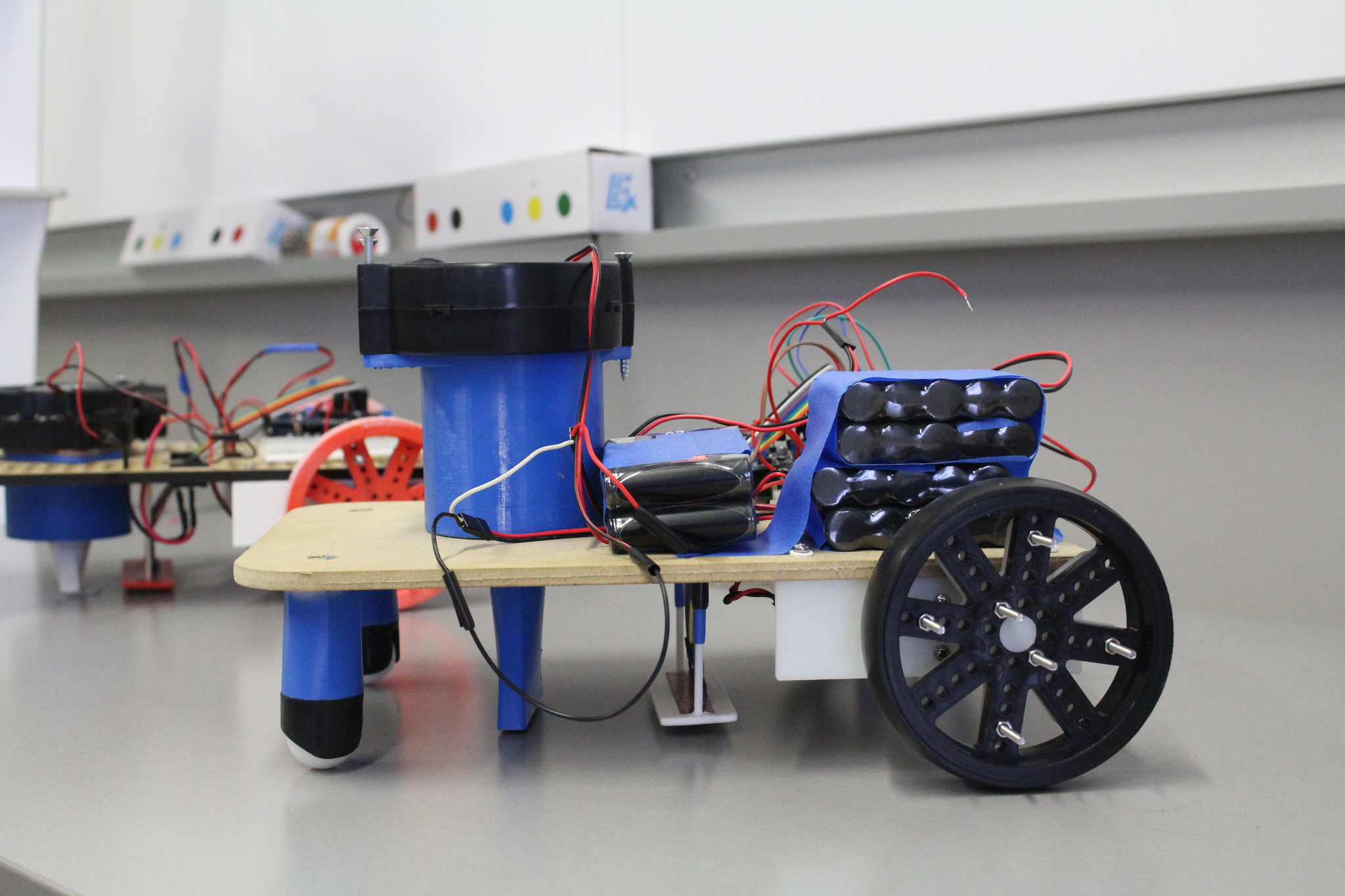 Make1 prototyping program at The Idea Center showcases the importance of well-designed hardware