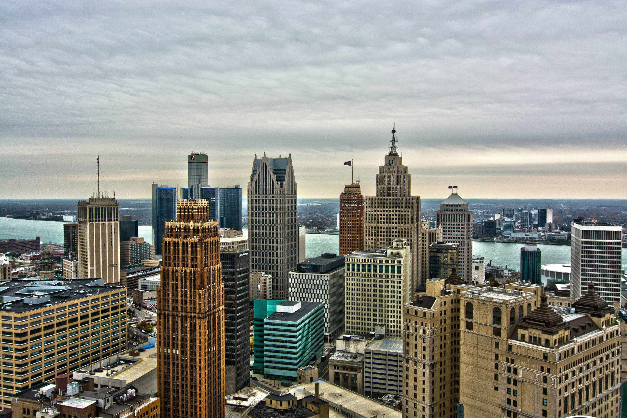 Detroit's history as a center of design reinvigorates its renewal