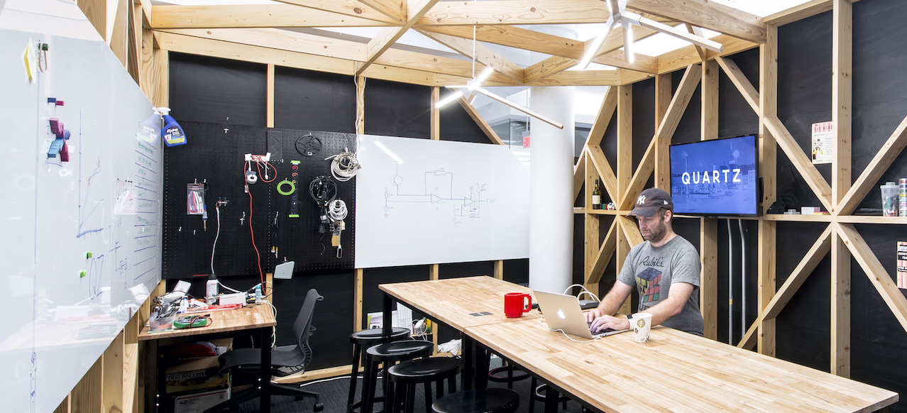 How the Quartz Bot Studio is preparing for the next era of media