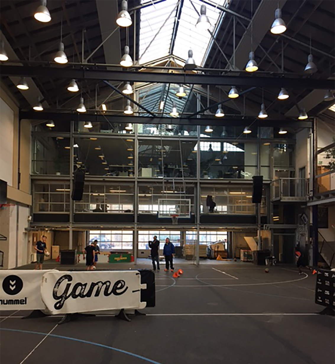 They got GAME: How a reimagined recreation center in the heart of Copenhagen fosters social change