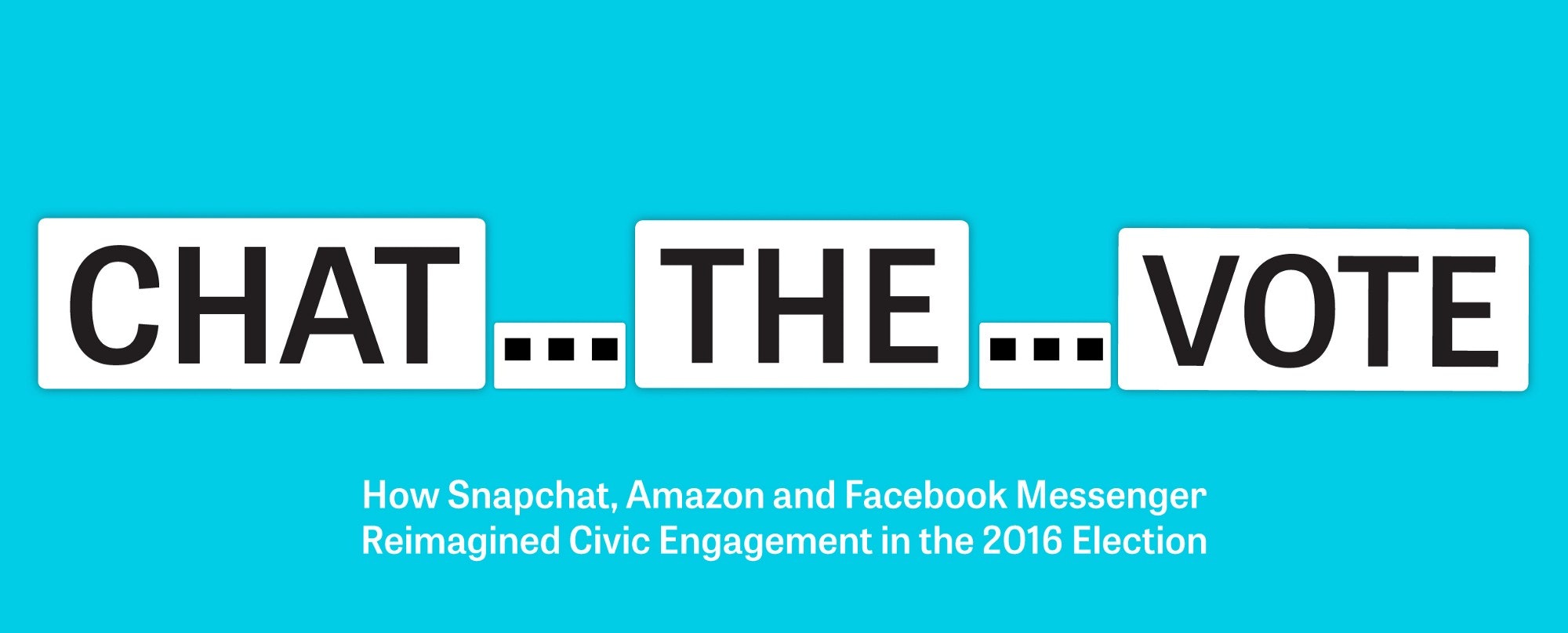 The New Normal? Civic Engagement via Chat