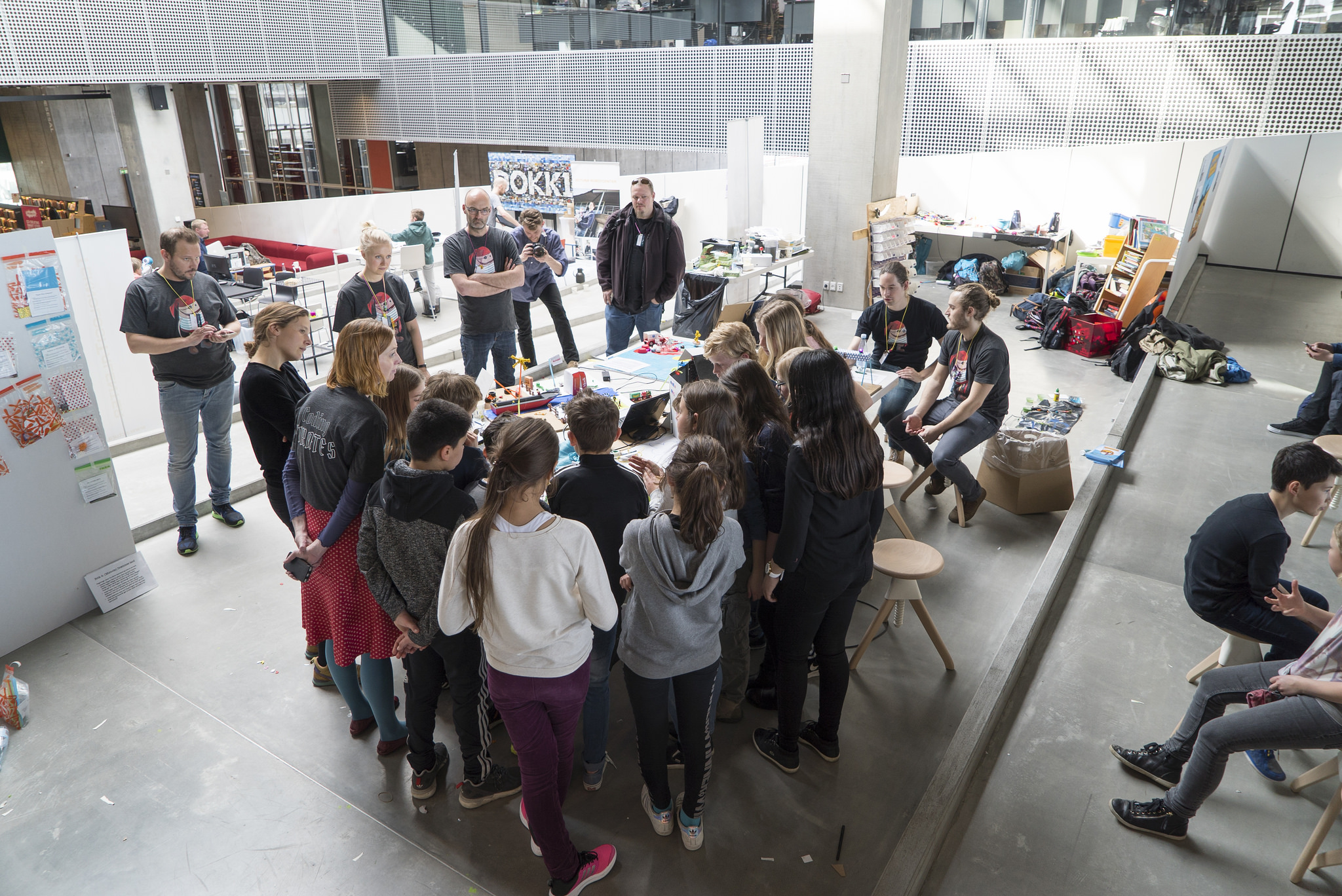 'Life between the shelves': Reimagining libraries as civic spaces