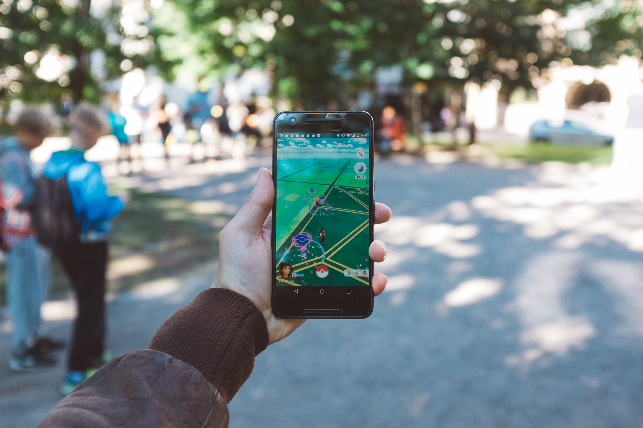 A playful new layer of civic engagement: Why Knight teamed with Niantic to bring Pokémon GO to community events