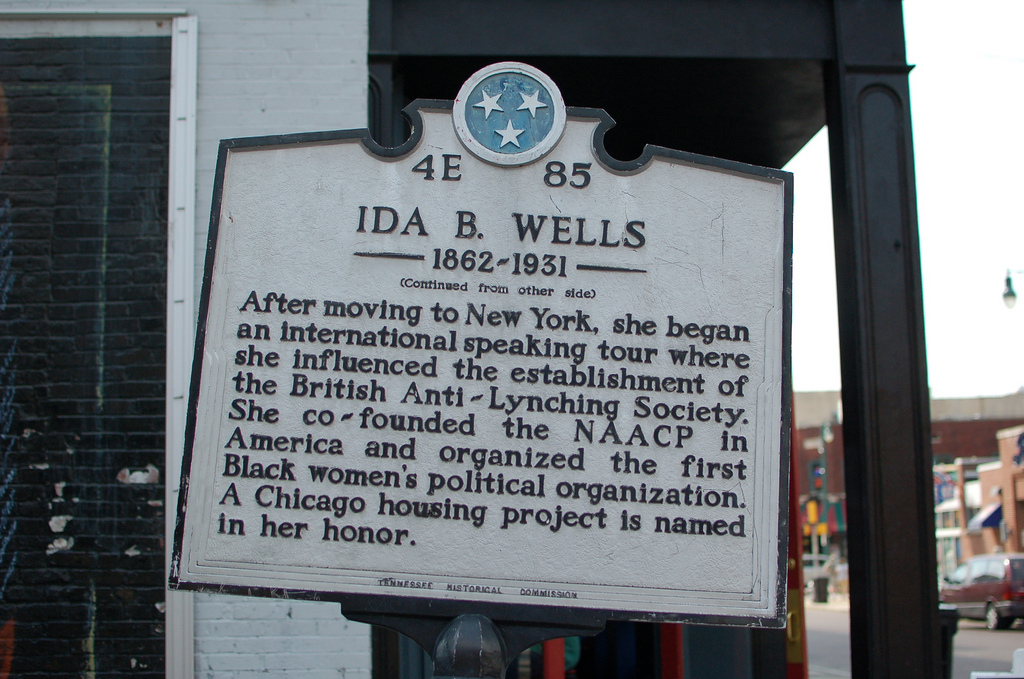How the Ida B. Wells Society is working to diversify the ranks of investigative reporters