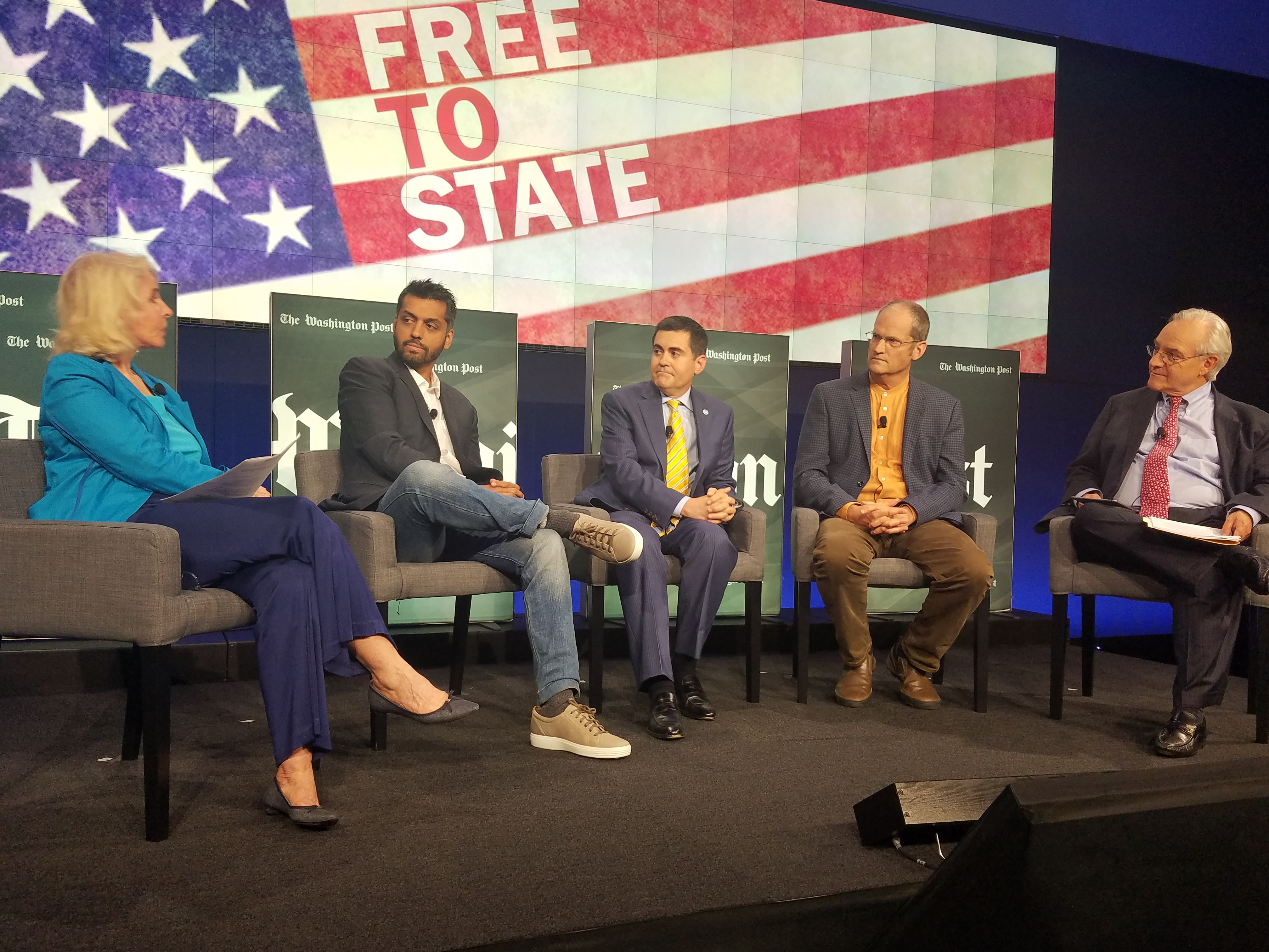 In a digital, diverse America, the First Amendment matters more than ever, forum shows