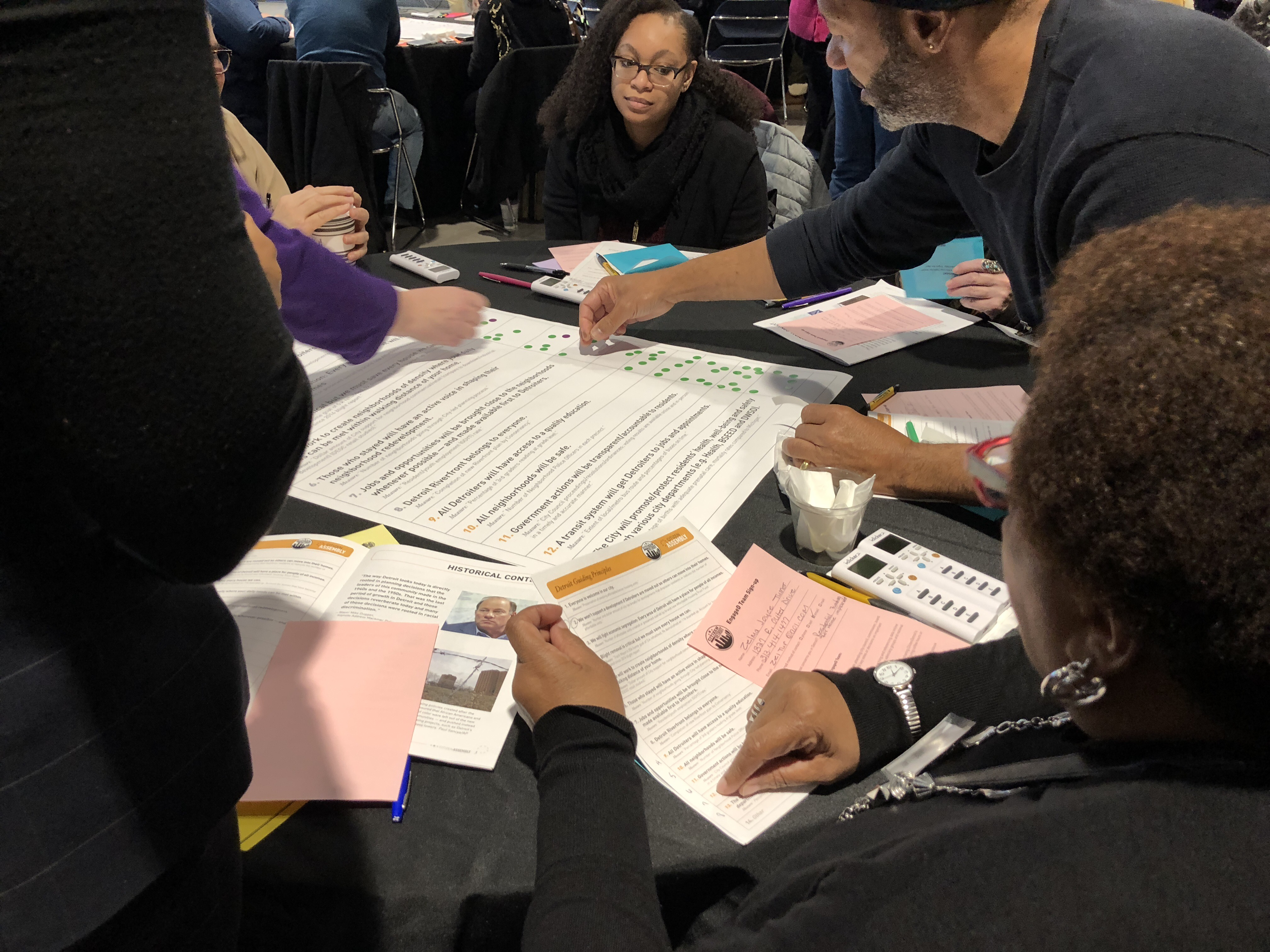 Citizen Detroit: Helping residents set the agenda for change