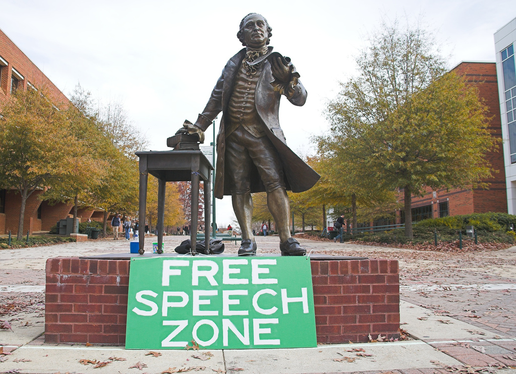 Free speech on campus: New perspectives emerge from Gallup/Knight student survey