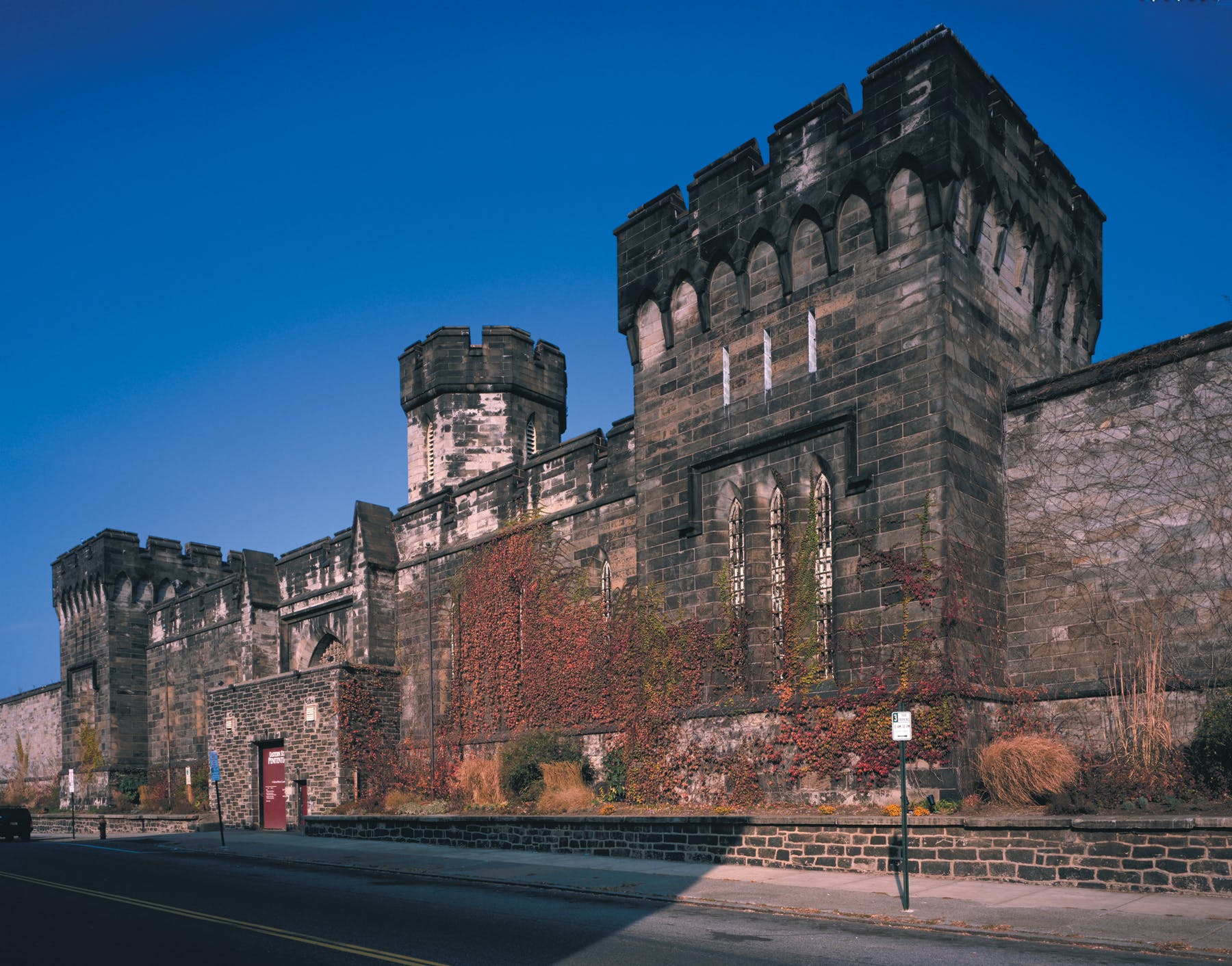 <p>Eastern State Penitentiary. Photo by&nbsp;Albert Vecerka.</p>