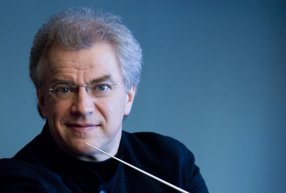 <p>Osmo Vänskä will conduct the New World Symphony orchestra on March 10, 2017.</p>