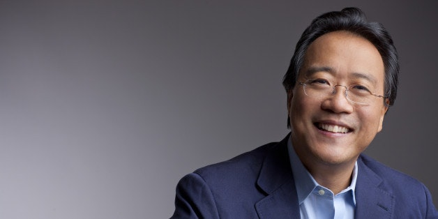 <p>Yo-Yo Ma, who will perform at a Cleveland Orchestra gala in February 2017. Photo © Todd Rosenberg.</p>