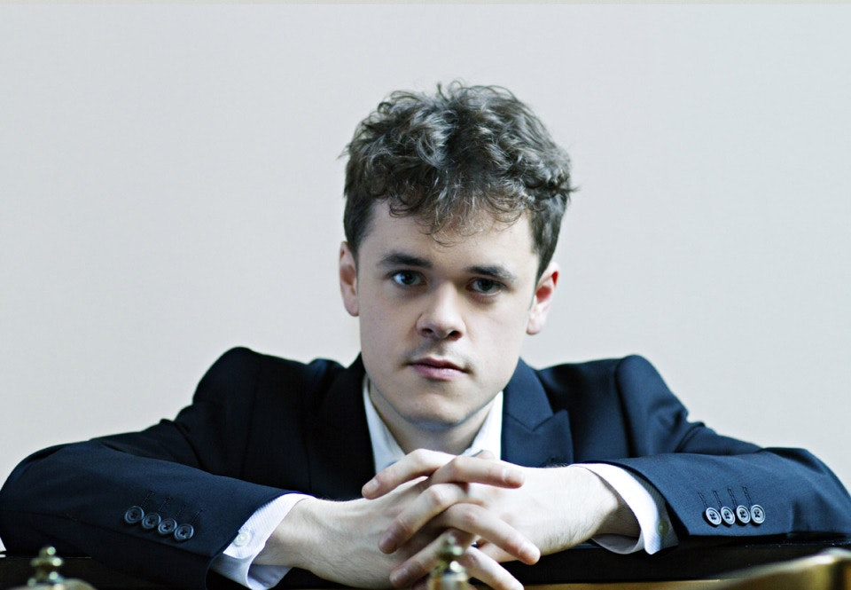 <p>Pianist Benjamin Grosvenor is scheduled to perform this season with Miami Chamber Music.</p>