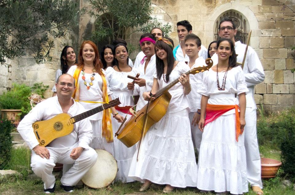 <p>The Miami Bach Society brings famed Cuban ensemble Conjunto de Musica Antigua Ars Longa to the Magic City as part of its first American tour.</p>
