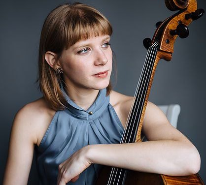 <p>A performance by cellist Anna Litvinenko will conclude the St.Hugh-Steinway Concert Series.</p>